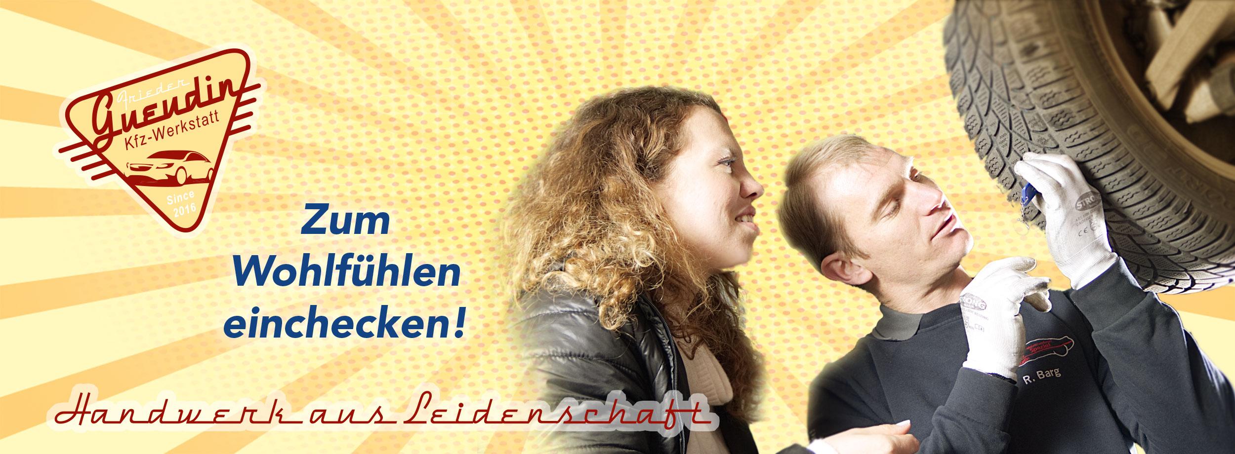 Service - Kfz-Werkstatt Frieder Gueudin